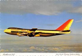 sub061513 - Airplane Post Card