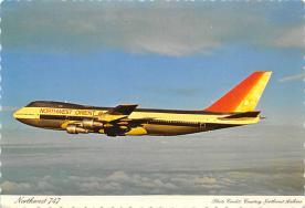 sub061515 - Airplane Post Card