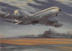 sub061529 - Airplane Post Card