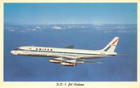 sub061533 - Airplane Post Card