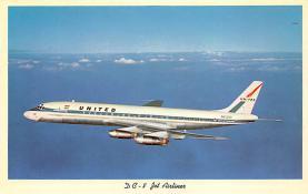 sub061537 - Airplane Post Card