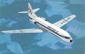 sub061547 - Airplane Post Card