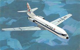 sub061551 - Airplane Post Card