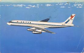 sub061561 - Airplane Post Card
