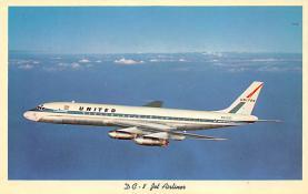 sub061571 - Airplane Post Card