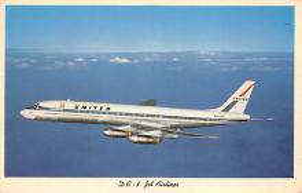sub061573 - Airplane Post Card