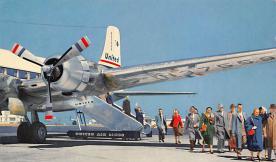 sub061589 - Airplane Post Card