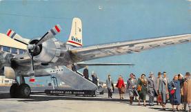 sub061609 - Airplane Post Card
