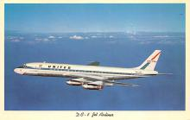 sub061619 - Airplane Post Card