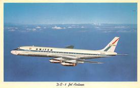 sub061621 - Airplane Post Card