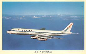 sub061623 - Airplane Post Card