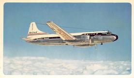 sub061631 - Airplane Post Card