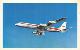 sub061639 - Airplane Post Card