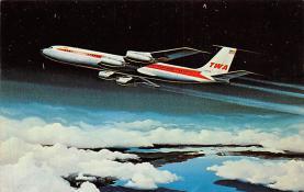 sub061643 - Airplane Post Card