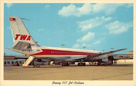sub061645 - Airplane Post Card