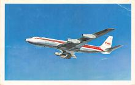 sub061649 - Airplane Post Card