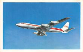sub061651 - Airplane Post Card
