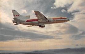 sub061661 - Airplane Post Card