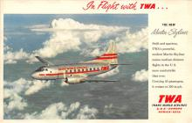 sub061667 - Airplane Post Card