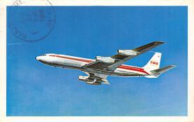 sub061671 - Airplane Post Card