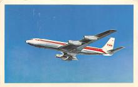 sub061707 - Airplane Post Card