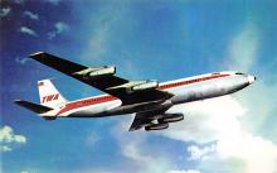 sub061715 - Airplane Post Card