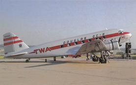 sub061725 - Airplane Post Card