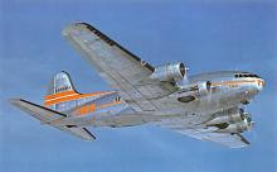 sub061729 - Airplane Post Card