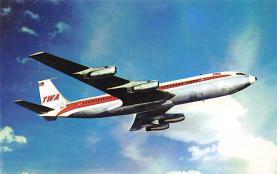 sub061771 - Airplane Post Card