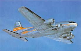 sub061783 - Airplane Post Card