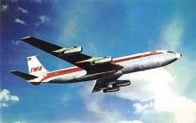 sub061785 - Airplane Post Card