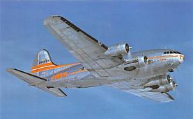 sub061813 - Airplane Post Card