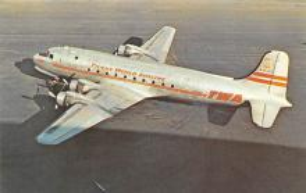 sub061821 - Airplane Post Card