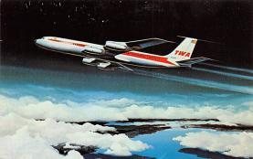 sub061835 - Airplane Post Card
