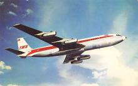 sub061837 - Airplane Post Card