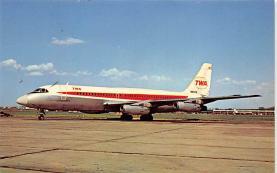 sub061847 - Airplane Post Card