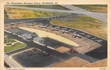sub061855 - Airport Post Card