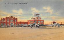 sub061861 - Airport Post Card