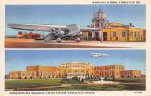 sub061863 - Airport Post Card
