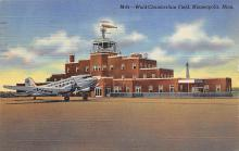sub061865 - Airport Post Card