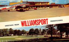sub061871 - Airport Post Card