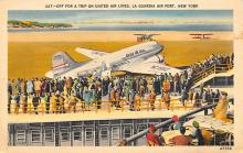 sub061873 - Airport Post Card