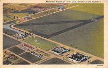 sub061889 - Airport Post Card