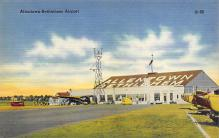 sub061893 - Airport Post Card