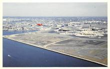 sub061899 - Airport Post Card