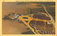 sub061901 - Airport Post Card
