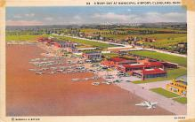 sub061945 - Airport Post Card