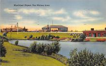 sub061949 - Airport Post Card