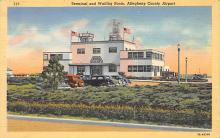 sub061963 - Airport Post Card
