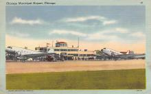 sub061985 - Airport Post Card